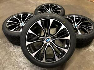 20 STAGGERED WHEELS AND TIRES (BMW X5 or X6) Calgary Alberta Preview