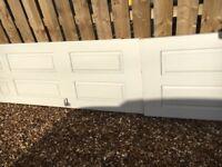 2 White internal doors for sale £10 each
