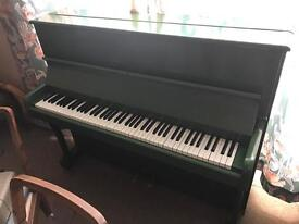 Upright piano free to a good home - collect from Broxburn
