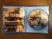 Battlefield 1 PS4 (PlayStation 4) - Mint / Like New Condition