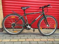 Trek Mountain Bicycle 16 1/2 inch Frame - 21 gears Shimano