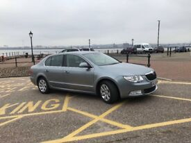 Skoda superb 1.6tdi se greenline