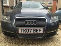 Audi A6 Avanti (Estate) MOT June 17 ( FSH)