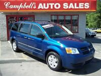 2010 Dodge Grand Caravan SE 7 PASS. QUAD SEATING!! STOW N GO!! A