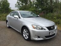 LEXUS IS250 V6 **LOW MILEAGE** MOT APRIL 2019** Great Value