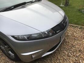 2011 Honda Civic 1.4 petrol 6 speed manual