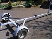 BOAT/DINGHY TRAILER