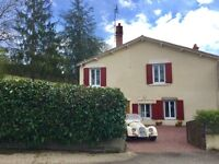 ***DELIGHTFUL DETACHED COUNTRY VILLAGE HOME IN THE SOUTH OF DEUX SEVRES, POITOU CHARENTES, FRANCE!