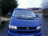 Vw t4 888 with x pack 2.5tdi