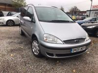 2005 Ford Galaxy 1.9 TDi LX 5dr 1 PREVIOUS OWNER+7 SEATER