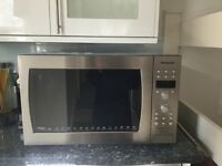 Microwave/convection oven