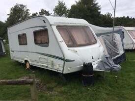Caravan - Abbey Vogue GTX 4 Berth