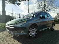 2002/52 PEUGEOT 206 HDI HATCHBACK 90K FULL SERVICE HISTORY EXCELLENT CONDITION*