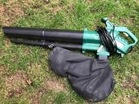 2600W leaf blower from B and Q used once