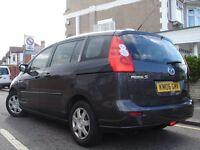 /// MAZDA 5 2.0D TS DIESEL 6 SPEED /// 7 SEATER /// SLIDING DOORS /// CHEAPPP MPV 2006 PLATE /