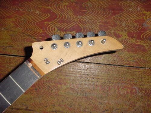 ELECTRIC GUITAR NECK  FOR CIGAR BOX GUITAR