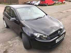 LOW 47K MILES!! Volkswagen Golf 2.0 TDI CR SE 5dr 2009 Full MOT 24 months Unlimited Miles Warranty