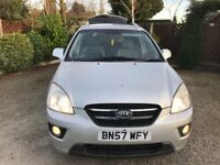 Kia carens 2.0 diesel automatic seven seater