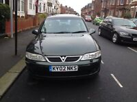 Vauxhall Vectra CDX