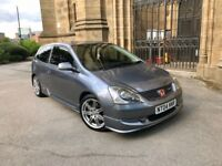 2004 COSMIC GREY HONDA CIVIC TYPE R EP3 FACELIFT, HPI CLEAR!!!