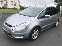 Ford smax 2.0 tdci titanium.. *7 seater* FSH,first to see will buy!