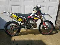 GAS GAS EC250 2010 SIX DAYS MODEL ROAD REGISTERED ENDURO KTM 250 HUSQVARNA 250
