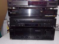 Mixed Hi-fi DVD Video etc