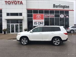 2013 Toyota Highlander V6 SPORT GREAT VALUE
