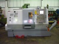 HAAS MODEL SL 30 TCE CNC LATHE YEAR 2005