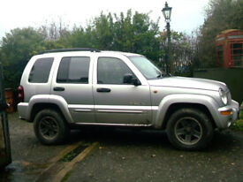 jeep cherokee ,automatic.diesel,, sale or exchange