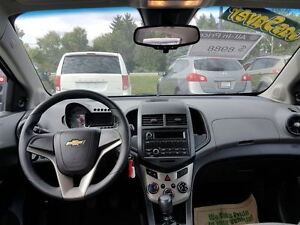 2012 Chevrolet Sonic LS - Managers Special London Ontario image 12