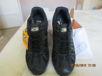 size 10 JCB compact trainers