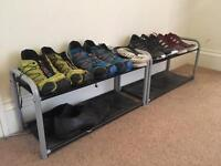 Ikea shoe rack x 2