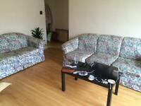 Matching couch and love seat