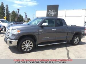 2014 Toyota Tundra Limited DBL CAB V8 | LEATHER | CAMERA | SENSO