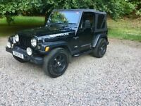 Wrangler Jeep 4.0 L Soft