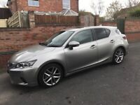 Lexus, CT, Hatchback, 2015, 1798 (cc), 5 doors