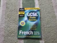 Letts GCSE Exam secrets French (ISBN 9781843150367)