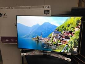 "Brand new LG 43"" smart tv 4k ultra HD..CURRYS PRICE £549"