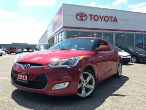 2013 Hyundai Veloster One Owner 90 Days No Payments O.A.C.