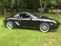 Porsche Cayman 2.7