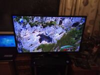 42 Inch Samsung UE42F5000AK Series 5 Full HD LED TV With Freeview HD