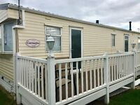 Cheap Static Caravan for Fast Reluctant Sale on North Wales Coast near Rhyl. Dog Friendly Beach.