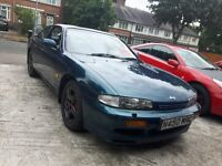 Nissan 200sx Low mileage Original.