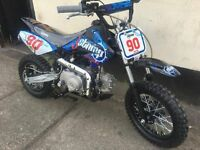 BRAND NEW JUICEBOX 3 90CC PIT BIKE (FULLY AUTO) TWIST&GO