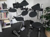 Yamaha DTX 500 Electronic Drums
