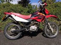 Honda XR 125 (Spares and repairs)