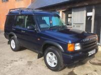 Land Rover discovery TD5 automatic GS 4x4 cheap bargain px available