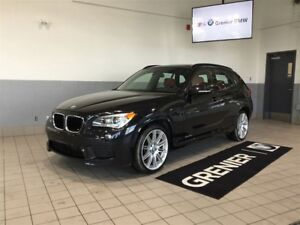 2015 BMW X1 xDrive35i+Groupe M sport+Groupe technologique