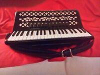 E_Soprani 120 Bass Piano Accordion